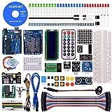 Kuman Más Completo y Avanzado de Arduino Mega Starter Kit para Arduino Uno-R3...