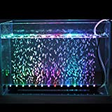 G-Lighting® 4.1W 12 LEDs 31CM LED Aquarium Beleuchtung Wasserdicht Light Bar + 24 Keys RC Remote für Fish Tank Aquarien