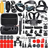 Best GoPro Helmet Brands - Leknes Outdoor Sports Essentials Kit for sj4000 sj5000 Review
