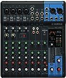 Yamaha MG10XU mixer audio professionale con effetti per studio, live, karaoke, ecc immagine