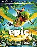 Epic - Epic [Edizione: Regno Unito] [Reino Unido] [Blu-ray]