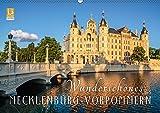 Wunderschönes Mecklenburg-Vorpommern (Wandkalender 2018 DIN A2 quer): Mecklenburg-Vorpommern, das schöne Land an der Ostsee (Monatskalender, 14 Seiten ... [Kalender] [Apr 01, 2017] Müringer, Christian