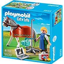 Playmobil Reiterhof Reitanlage und Pferdedresur Playmobil
