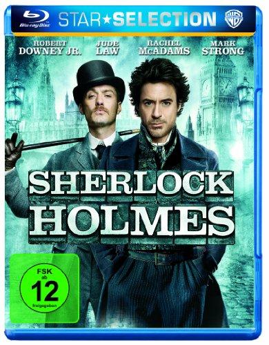 Warner Home Video - DVD Sherlock Holmes [Blu-ray]