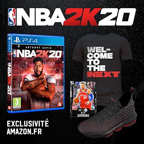 NBA 2K20 + DLC - Exclusivité Amazon [Importación francesa]