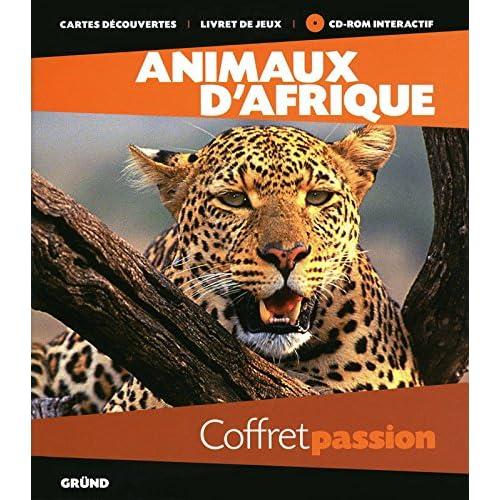 ANIMAUX D AFRIQUE