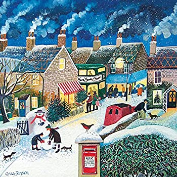 Macmillan Cancer Support Christmas Cards - Pack of 8 - Badgers House ...