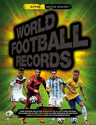 World Football Records 2015 (Libros ilustrados) por Varios autores