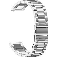 PZZZHF Metal Strap For Haylou Solar LS05 Band Smart Watch Wrist Bracelet Straps For XiaoMi Solar LS05 LS02 Strap Mesh…