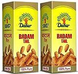 Dabur Badam Oil (200ml) - Pack of 2