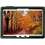 BobjGear - Carcasa resistente para tablet Samsung Galaxy Tab S 10.5 modelos SM-T800 (WiFi), SM-T805, SM-T807 (3G, 4G/LTE y WiFi), funda protectora (Negro)
