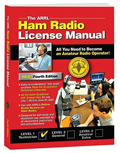 The ARRL Ham Radio License Manual (English Edition) (Ham Antenne)
