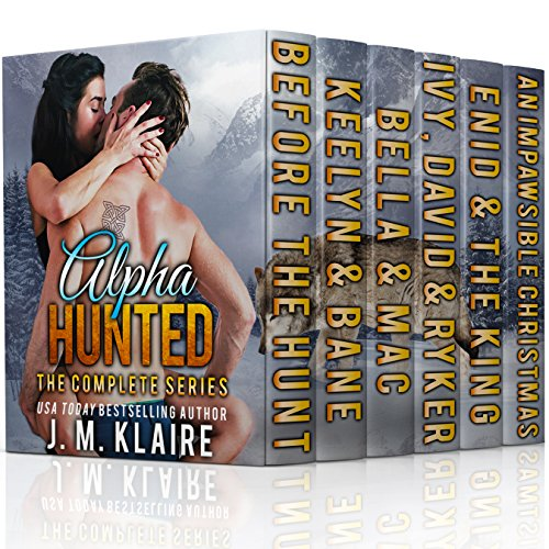 The Complete Alpha Hunted Series