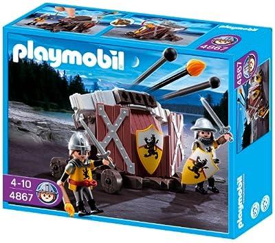 Medieval: ballesta triple de Playmobil (4867)