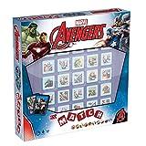 Winning Moves Match Marvel Avengers - Das strategische Würfelspiel mit Den Helden und Schurken des Marvel Universe