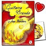 Telecharger Livres Guitarra tirando avec CD de joep Wanders Compositions 39 ou la tirando de butee de l individu de blues sur Sud americains jusqu a classique avec pince cœur Note colore (PDF,EPUB,MOBI) gratuits en Francaise