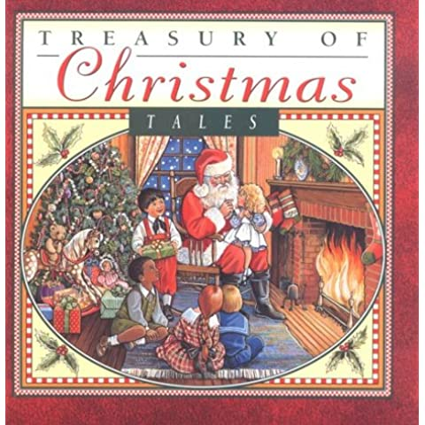 Treasury of Christmas Tales: The Christmas Mouse/Christmas Carols/Jingle Bells/the Magic Toy Shop/Frosty's Snowy Day/Santa Claus Is Coming to Town