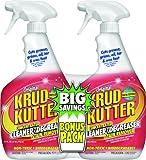 KRUD KUTTER KK32BP/6 32-Ounce Trigger Spray Original Concentrate Cleaner/Degreaser Bonus Pack, 2-Pack