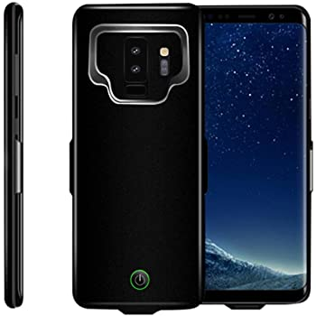 samsung galaxy s9 plus akku case h lle power bank. Black Bedroom Furniture Sets. Home Design Ideas