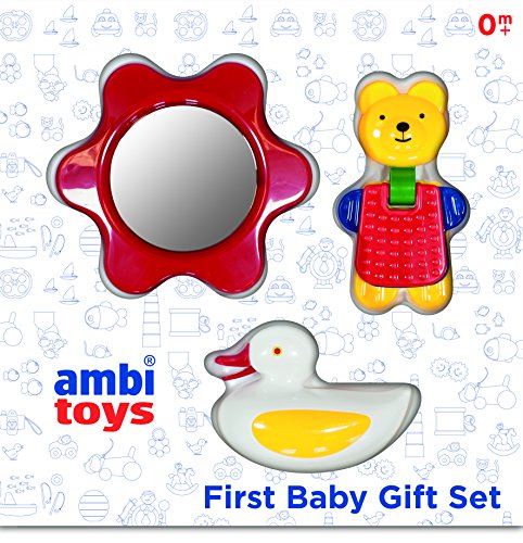 Ambi Toys First Baby Gift Set