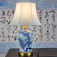 Blu e bianco della porcellana da tavolo