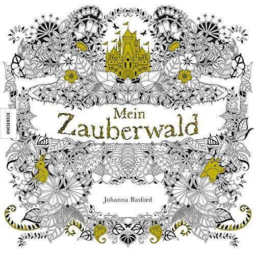 Buchseite und Rezensionen zu 'Mein Zauberwald' von Johanna Basford
