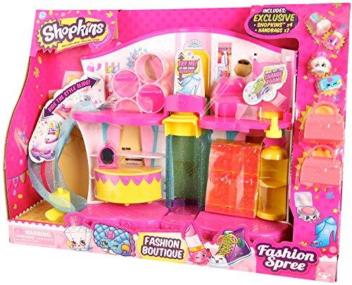 Shopkins Spielset Modeboutique