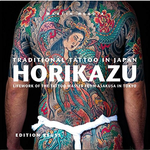 Traditional Tattoo Horikazu par Martin Hladik