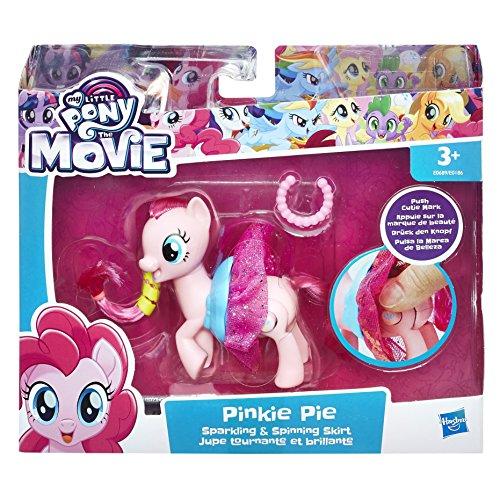 My Little Pony-e0689el2la película Brillante y Spinning Falda Pinkie Pie
