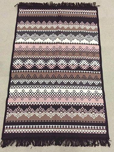 Turco auténtico afganos de la India africana egipcio alfombra marroquí Marrakech Oriental de Marrakech de Anatolia Boho Estilo Bohemian Vintage Tejido alfombra 2cara kilim alfombra 80x 120cm azteca Grand Bazar de Estambul
