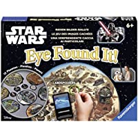 Ravensburger - 21229 - Star Wars - Eye Found It - Jeu de Cherche et Trouve