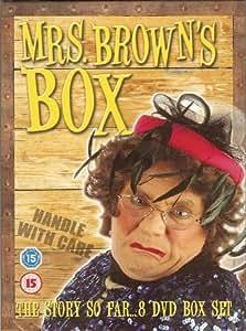 MRS BROWN'S (7 DVD SET) THE ORIGINAL SERIES