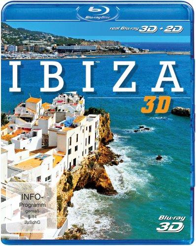 Preisvergleich Produktbild Ibiza 3D [ 3D Blu-ray ]