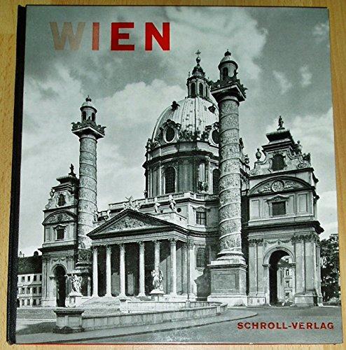 Wien. 128 Kunstdruckbilder.