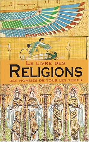 Le livre des religions par Jacqueline Vallon