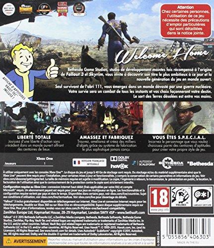 Fallout 4 - Xbox One - [Edizione: Francia]