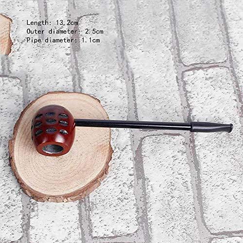irugh 1 UMU bildenden Geraden Stab Hammer Rohr Popeye Sailor Mini flach-Boden Festen Holz Rauchen