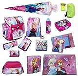 Disney die Eiskönigin Schulranzen Set 21tlg. Sporttasche