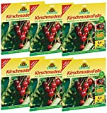 6 x 7 (42 Stk) Neudorff KirschmadenFalle Insektizidfrei