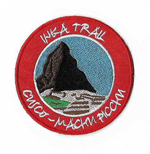 inca-trail-cusco-machu-picchu-peru-patch-9-cm-embroidered-iron-on-badge-bergsteigen-klettern-aufnahe