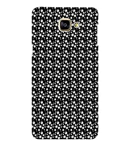 EPICCASE sparky daimonds Mobile Back Case Cover For Samsung Galaxy A9 (Designer Case)