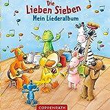 CD: Die Lieben Sieben - Mein Liederalbum