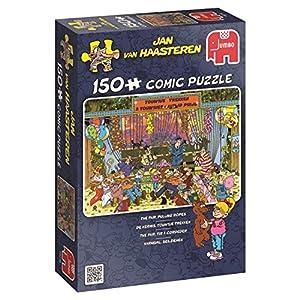 Jumbo - Puzzle The Fair, Pulling Ropes, 150 Piezas (619036)