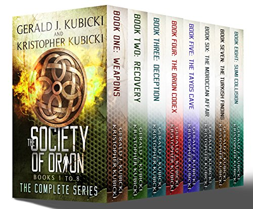 The Society of Orion: Complete Series (Colton Banyon Mystery Book 25) (English Edition) par Gerald J. Kubicki