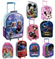 Kids Disney Marvel Wheeled Trolley Case