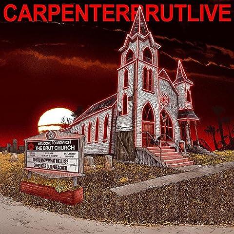 Carpenterbrutlive (2vinyles)