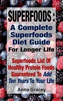 complete list of superfoods pdf