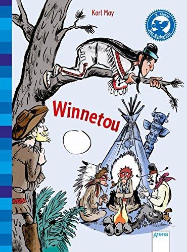 Winnetou: Der Bücherbär: Klassiker für Erstleser