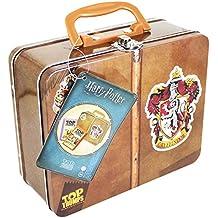 Harry Potter Gryffindor juego de cartas Top Trumps lata de coleccionista