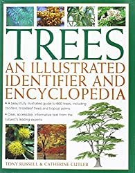 Trees: An Illustrated Identifier and Encyclopedia by Tony Russell (2008-05-01)